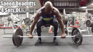 Download MMA Strength Workout - Lower Body MP3