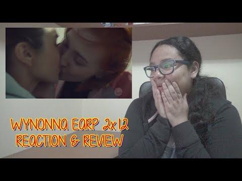 "Wynonna Earp 2x12 REACTION & REVIEW ""I Hope You Dance"" S02E12 | JuliDG"
