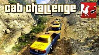 Things to Do In GTA V - Cab Challenge | Rooster Teeth