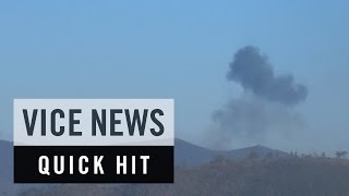 Turkey Shoots Down Russian Plane On Syrian Border: VICE News Quick Hit