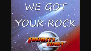 ACE FREHLEYS COMET (Part 2) SOMETHING MOVED - WE GOT YOUR ROCK - LOVE ME RIGHT