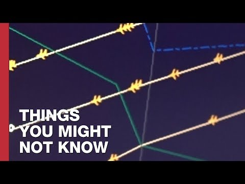Tom Scott - Keeping Aircraft Safe Without Radar: The North Atlantic Tracks