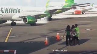 Sempat Viral karena Ketinggalan Pesawat, Penumpang Ini Akhirnya Berangkat
