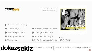 Ferman Toprak - Azar Azar (Official Audio)