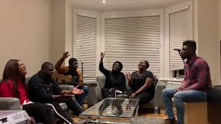 Yahweh Medley Ft Campus Rush (Living Room Session Episode 2)