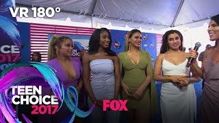 Fifth Harmony Shares Their Pride For The New Album | TEEN CHOICE