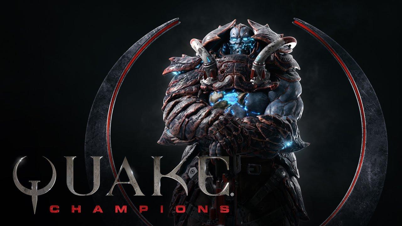 Quake Champions – Il trailer del campione Scalebearer