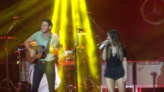 Seeing Blind - Niall Horan ft. Maren Morris - Minnesota State Fair - St.Paul, MN - 08/23/2018