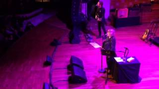 Marianne Faithfull (Falling Back) 50th Tour at Barcelona 20