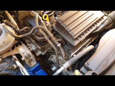 Škoda Octavia 3, 1,4TSI, 103KW, 4/2014, 87tis., výrobní vada lamely