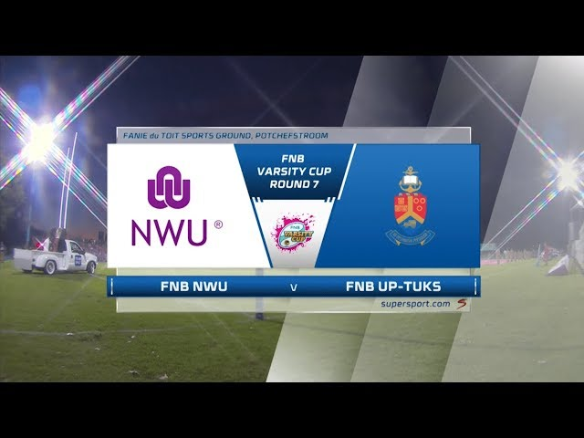 FNB Varsity Cup | FNB NWU vs FNB Tuks