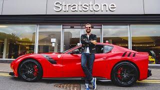 NEW CAR! I Bought My Dream Ferrari F12 TDF!
