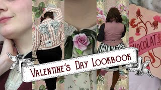 💘 A Valentines Day Lookbook | 4 Looks Inspired By Kitsch & Chocolate 💘