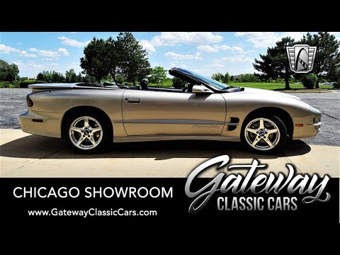 1999 Pontiac Firebird Trans Am (CC-1340814) for sale in O'Fallon, Illinois