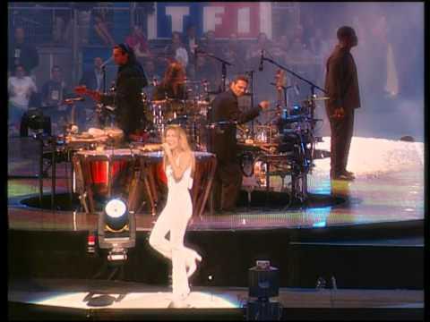 Celine Dion - Dans Un Autre Monde (Live In Paris at the Stade de France 1999) HDTV 720p