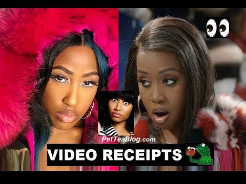 Bri Responds to Remy Ma with Nicki Minaj Video & Addresses BEEF 🐸☕️ (Exclusive)