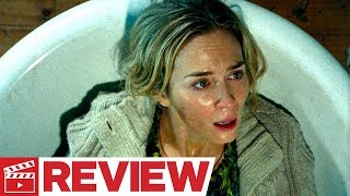 A Quiet Place Review (SXSW) - Video Youtube