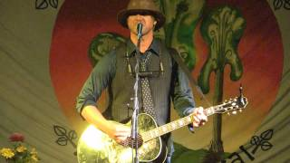 Todd Snider ~ Stuck on the corner ~ Whispering Beard Folk Festival 2011