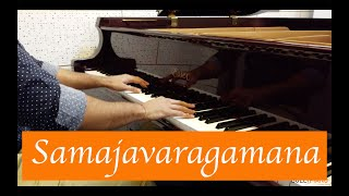 Samajavaragamana Advanced Piano Cover | Ala Vaikunthapurramuloo | Bollypiano