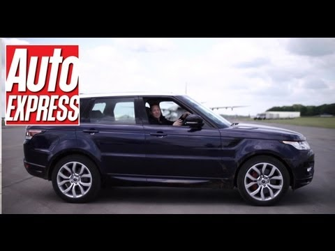 Range Rover Sport 2013 review - Auto Express