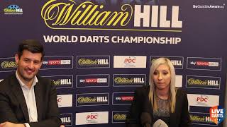 "Fallon Sherrock: ""Winning at the PDC Worlds meant more to me than the final at Lakeside"""