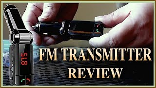Bluetooth FM Transmitter BC06S Unboxing & Review