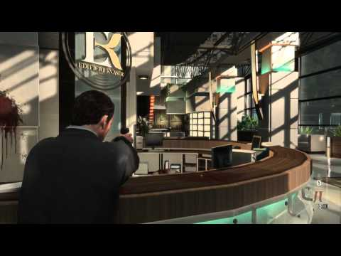 Gameplay de Max Payne 3 Complete Edition