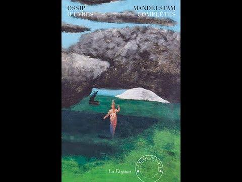 Jean Claude Schneider - Ossip Mandelstam