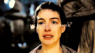 les miserables i dreamed a dream anne hathaway