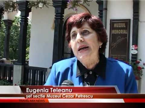 Călătorie în lumea lui Cezar Petrescu – VIDEO