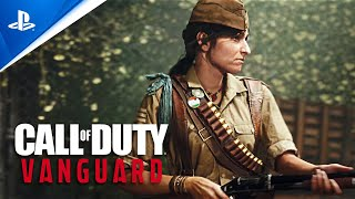 PlayStation Call of Duty: Vanguard - Padmavati Balan Intro   PS5, PS4 anuncio