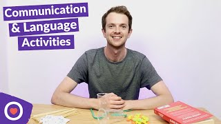 5 Simple Communication And Language Activities | Early Years Inspiration #2