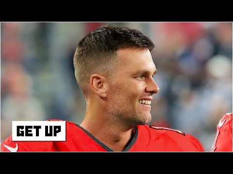 Celebrating Tom Brady's 43rd birthday before his new era with the Buccaneers | Get Up