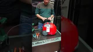 fakir prestige 2000 OK Repair switch part 1