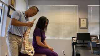 How To Relieve Acute SCIATIC PAIN   Bonitas Best Chiropractor   Back Pain