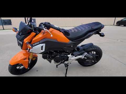 2020 Honda Grom in Ames, Iowa - Video 1