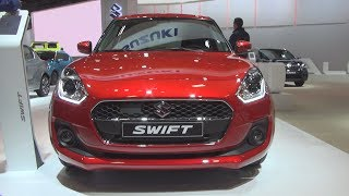 Suzuki Swift 1.0 BoosterJet Hybrid Pack (2019) Exterior And Interior