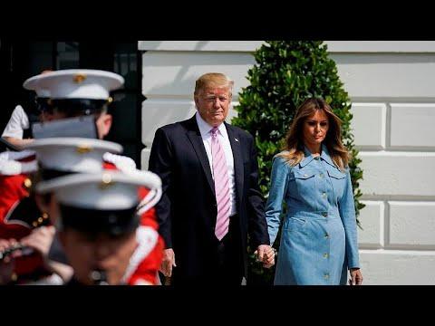 العرب اليوم - شاهد: الرئيس الأميركي يزور بريطانيا وفرنسا الصيف المقبل