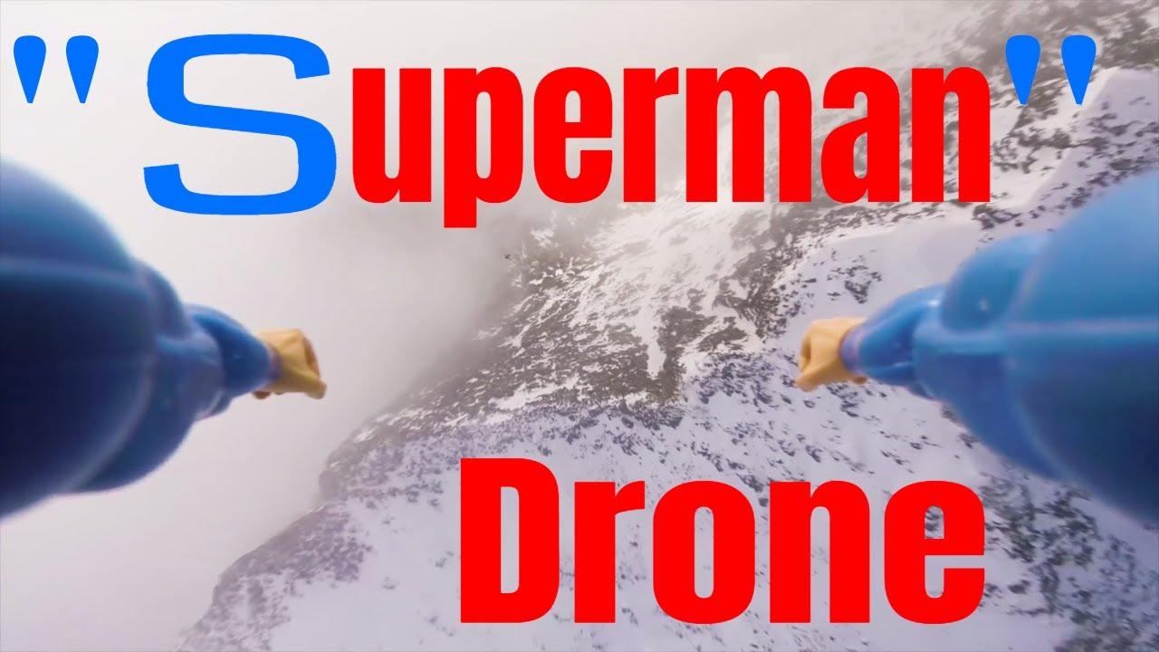 Полёт Супермена