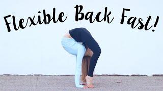 Back Flexibility Stretches (advanced)