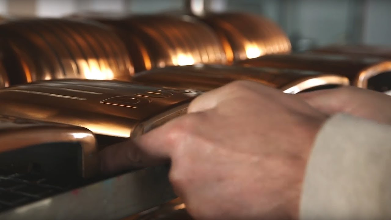 How the Dualit Classic Toaster is made preview