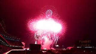 """Angels """"Christmas"""" Saturday Night Spectacular Fireworks Show Jume 23, 2018"""