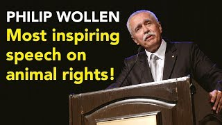 WATCH THIS || Philip Wollen on animal rights