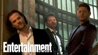 Le casting parle du 300e épisode de Supernatural