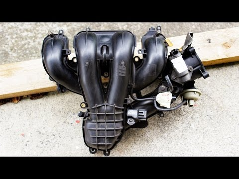 Download How To Remove Intake Manifold Ford Duratec He Mondeo Focus