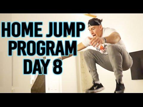 FREE 2-Week Home Jump Program | Day 8