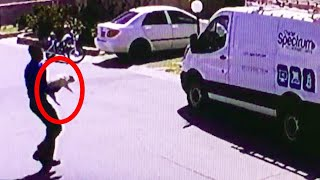 Did This Cable Company Employee Steal a Dog?