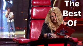 They turned their seats in less than 10 seconds. The voice was heard all over the world THE BEST OF