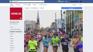 Facebook Apps and Tabs video