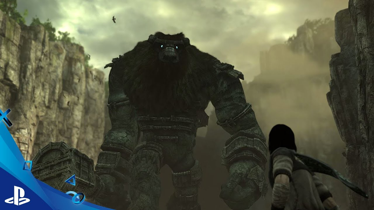 Descubre el nuevo tráiler de Shadow of The Colossus para PS4